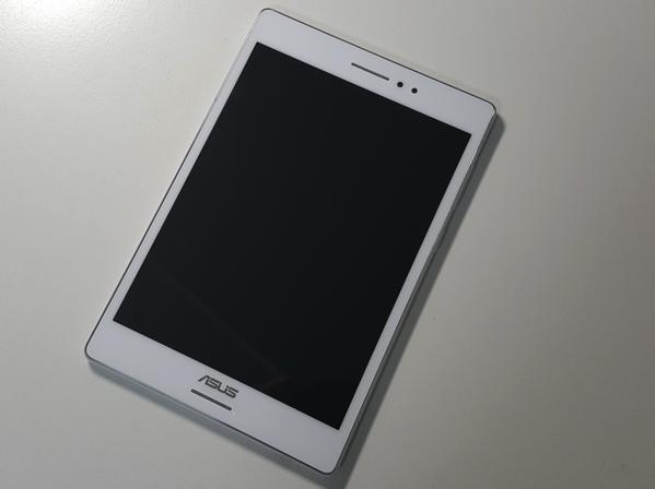 ASUS ZenPad S 8.0レビュー – ハードウェア編