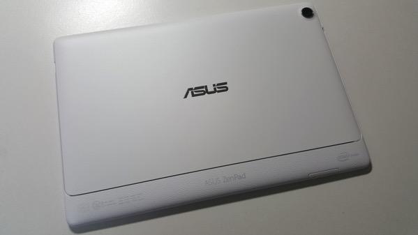 ZenPad S 8.0(背面)