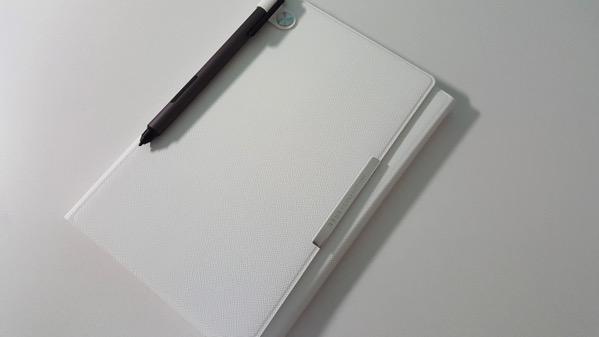 ASUS ZenPad S 8.0レビュー – アクセサリ類