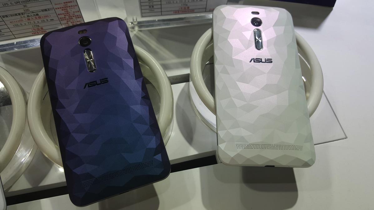 ZenFone 2を海外限定の「Deluxe」に着せ替えする純正カバーが販売中
