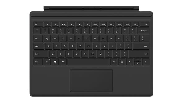 Surface Pro 4用の英語版Type Coverを発売