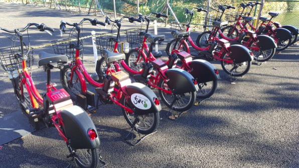 ドコモの電動自転車がセブンイレブンでレンタル・返却可能に!17年6月末までに都内100店舗が対応予定