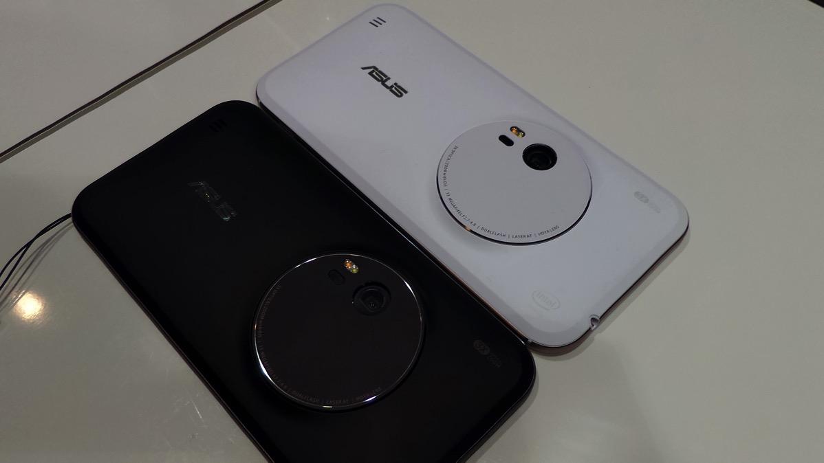 ASUS、ZenFone Zoomスタンダードカバーモデルを13日(土)発売 – 32GBモデル49,800円、64GBモデル55,800円(税別)