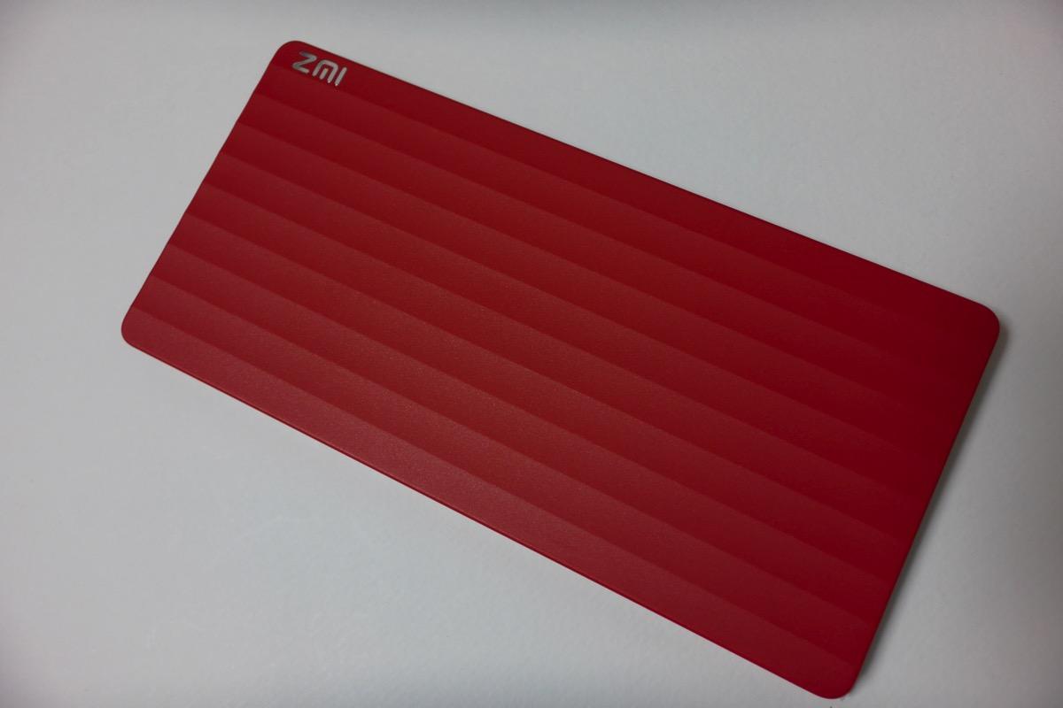 ZMIのモバイルバッテリー