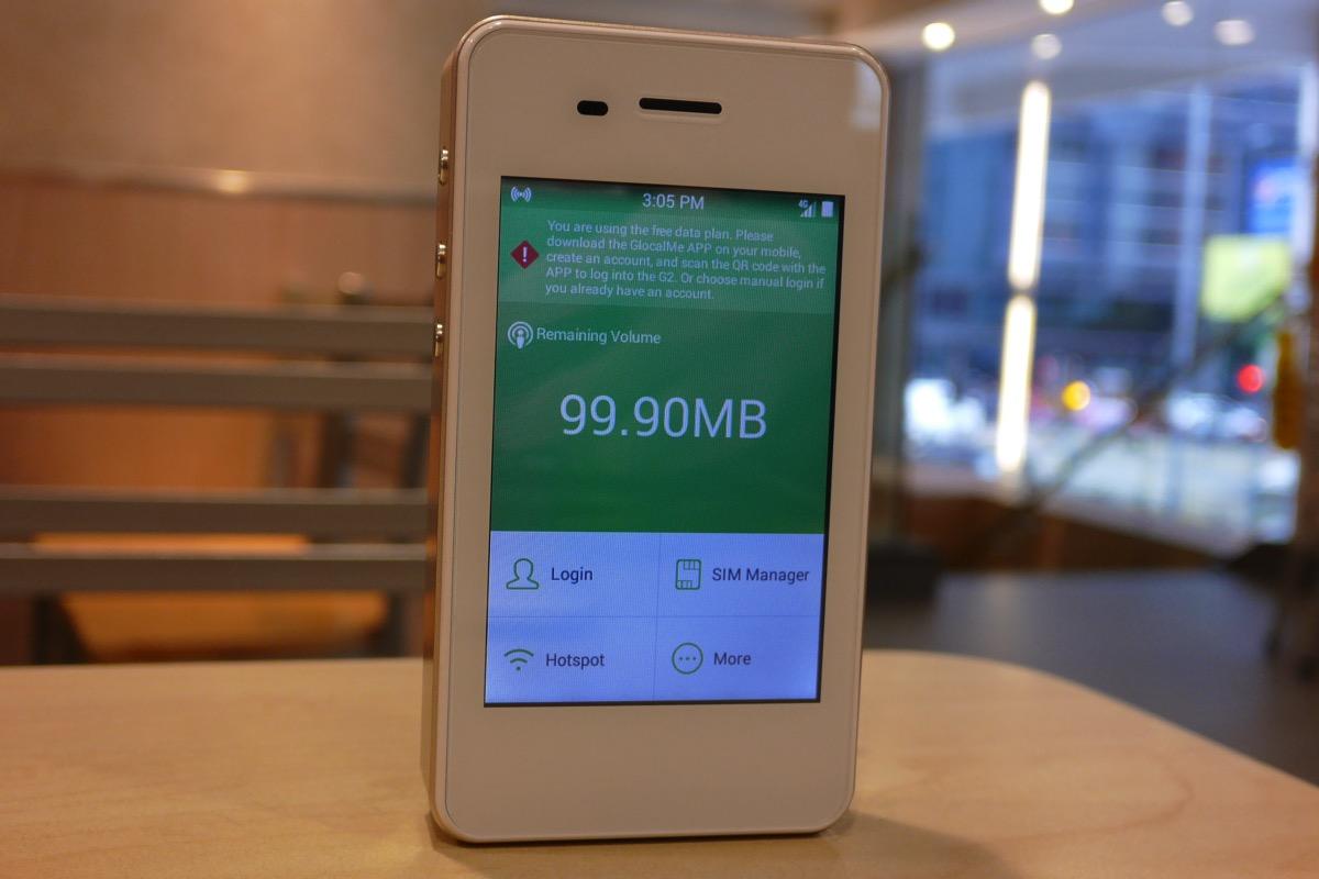 全世界対応・4G LTE接続も対応の「GlocalMe」を香港・マカオ・中国で使う – 中国で4G LTEが利用可能も「壁越え」は不可