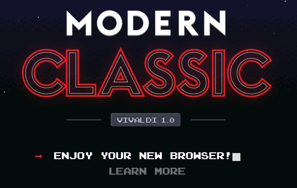 Opera創業者の新ブラウザ「Vivaldi 1.0」が正式公開 – 4月25日(月)にはユーザイベントも開催