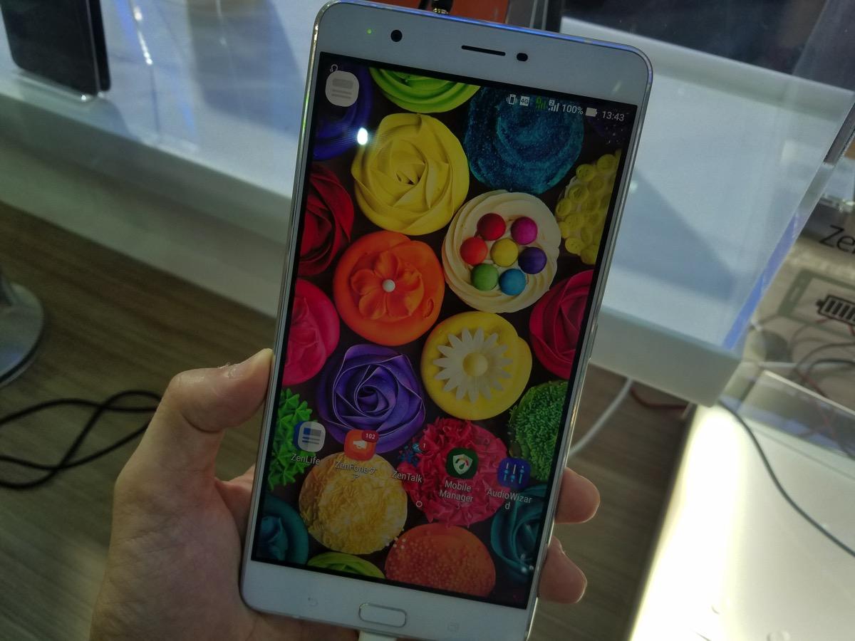ASUS、ZenFone 3 Ultraを税別49,800円に値下げ