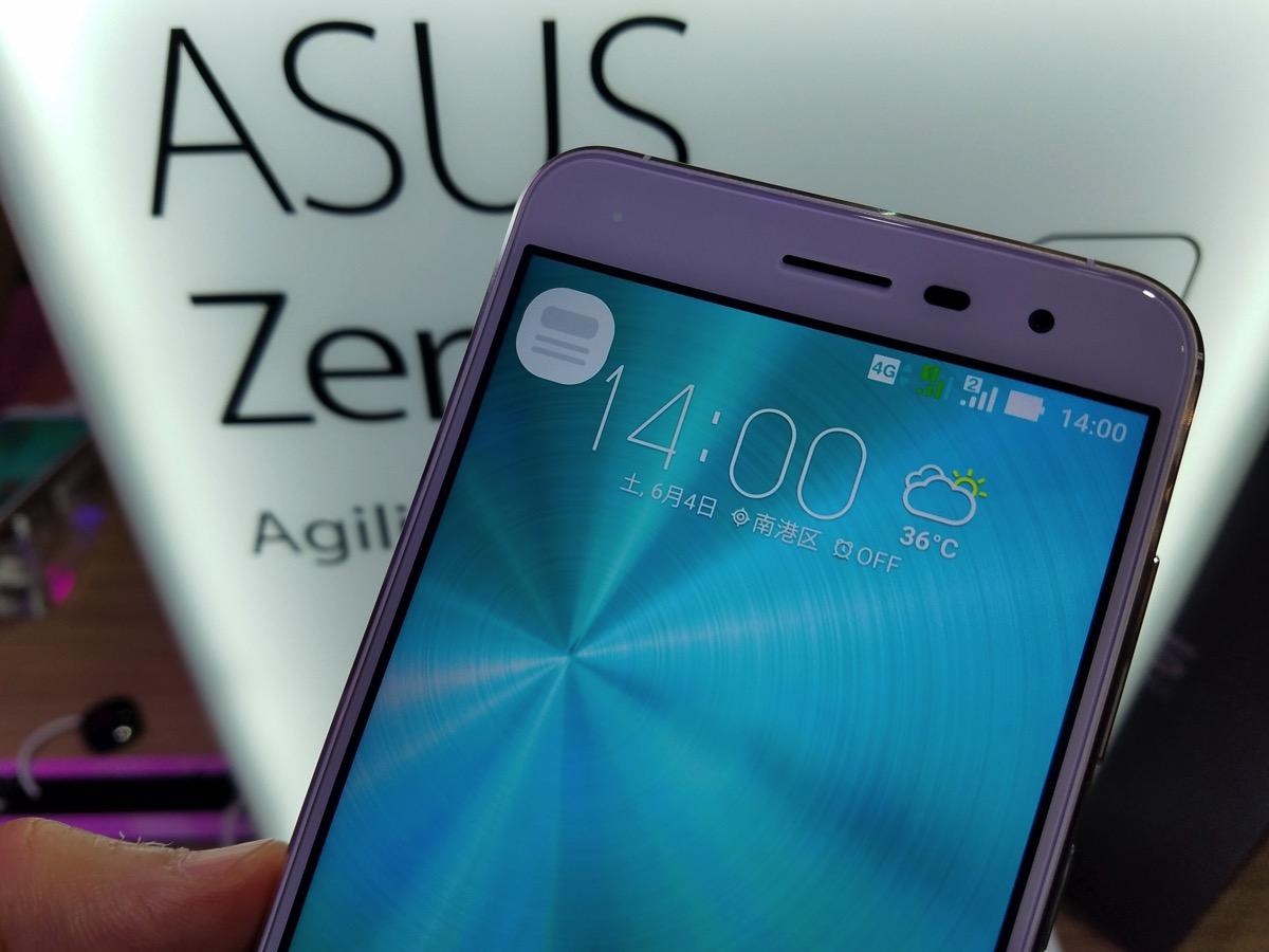 ZenFone 3日本版・ZenFone 3 Ultraは4Gデータ通信 + 3G音声待受に対応