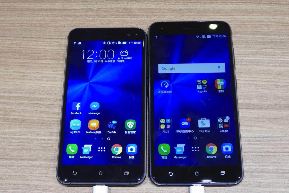 ZenFone 3の気になる仕様をサクっと紹介 – DSDSデュアルSIM、シャッター音、4G LTE対応周波数など