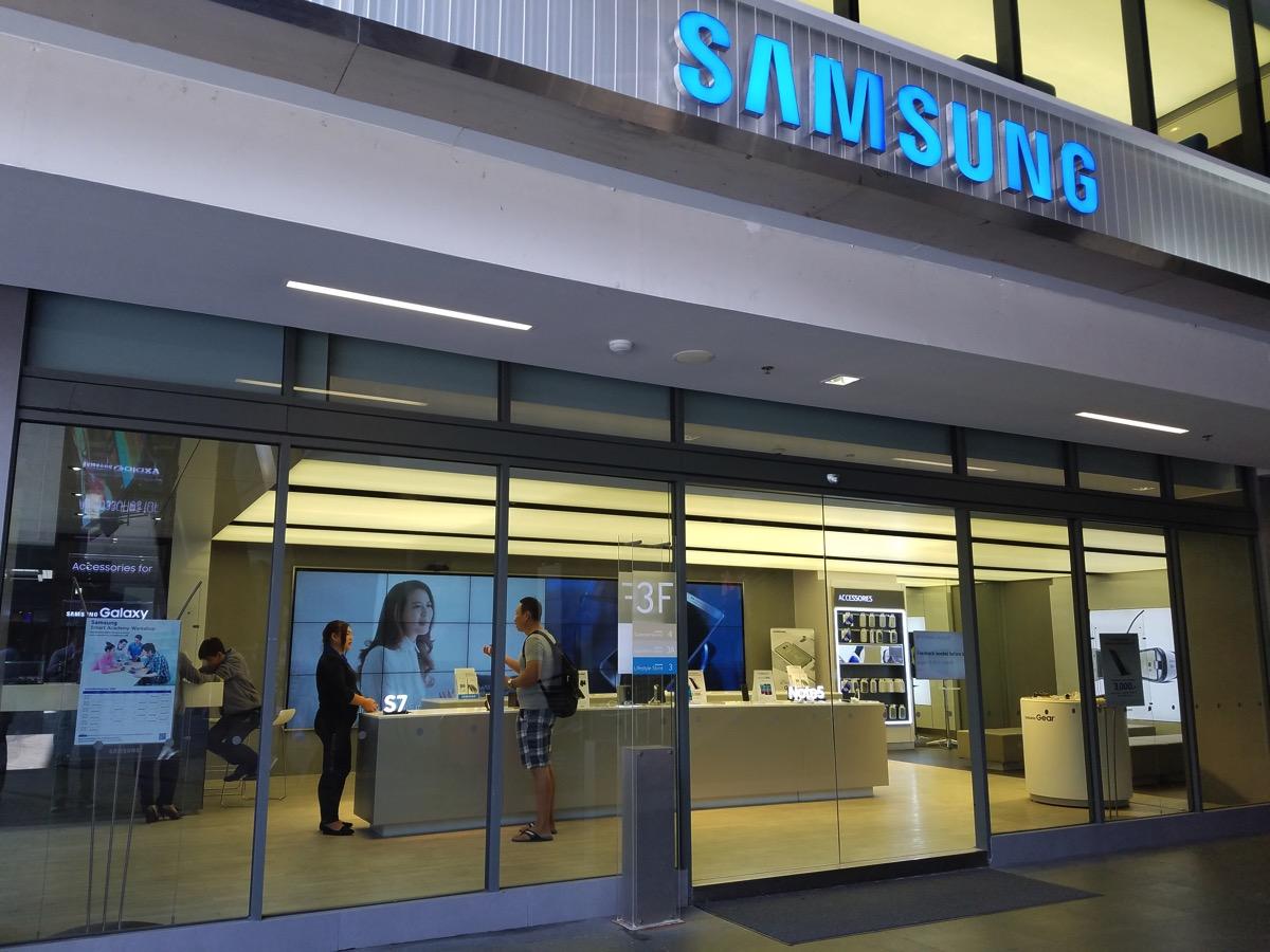 Galaxy S7・S7 edgeの純正アクセサリが50% OFF!タイのSamsungストアでセール開催中