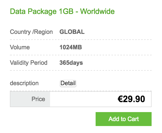 Amazonにて販売中のGlocalMe G2、一部モデルで全世界で使える1GBパッケージをバンドル販売