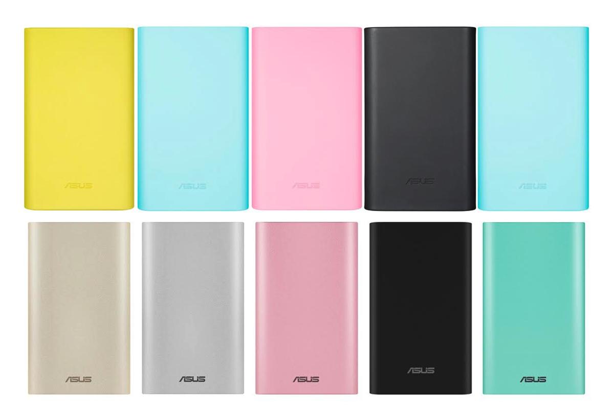 ASUS、モバイルバッテリー ZenPower Pro with Bumperを発売、10050mAh・QC 2.0出力対応で税別6,980円