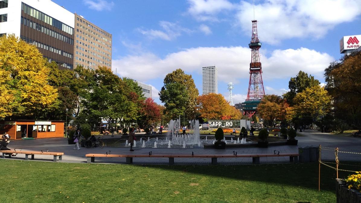 紅葉の札幌・小樽でZenFone 3のカメラを試す