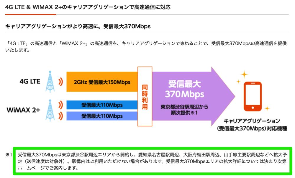 KDDI:下り最大370Mbps対応エリアの拡大詳細は「決まり次第公開」