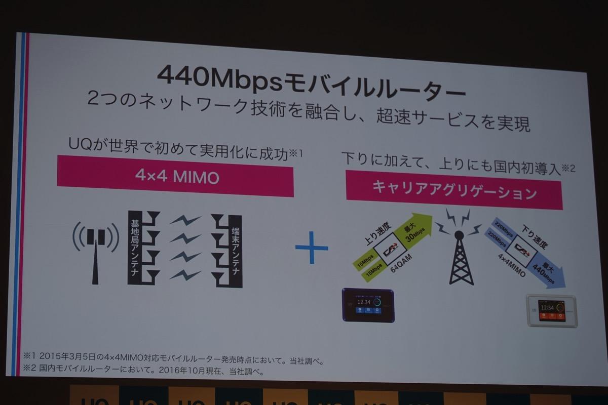 上り通信速度は最大10Mbps → 30Mbpsへ高速化