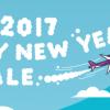ピーチ、1月2日(月)よりセール開催!那覇-バンコク 5,980円、成田-新千歳 2,590円など
