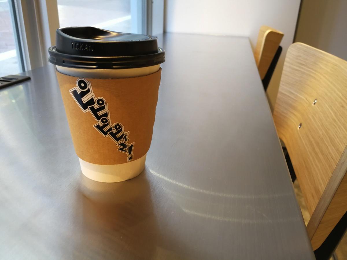 mineo 渋谷1Fのカフェ「ピピピピィー」