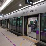 台北駅↔桃園空港を結ぶ桃園MRTの始発・終電・時刻表