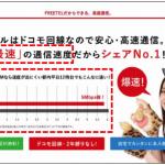 フリーテルの「業界最速」「シェアNo.1」は根拠の無い優良誤認、景品表示法違反で消費者庁が措置命令
