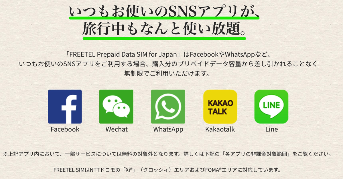 Prepaid Data SIM for Japan