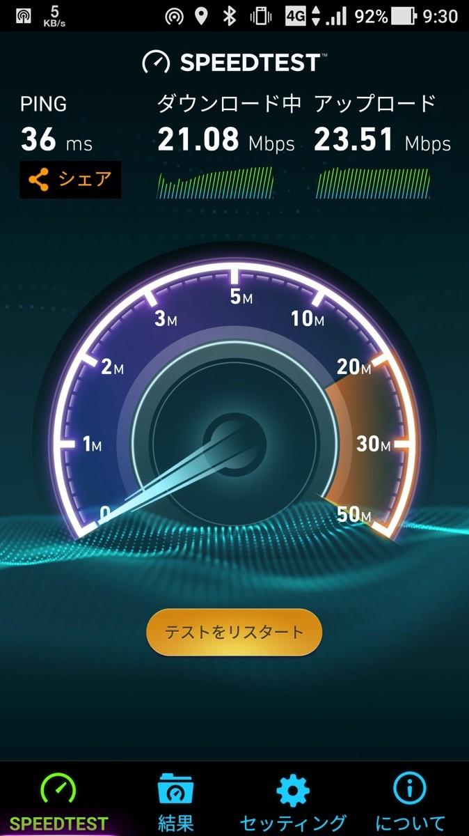 SNSで合計10GB以上の通信をしても低速化対象にならなかった