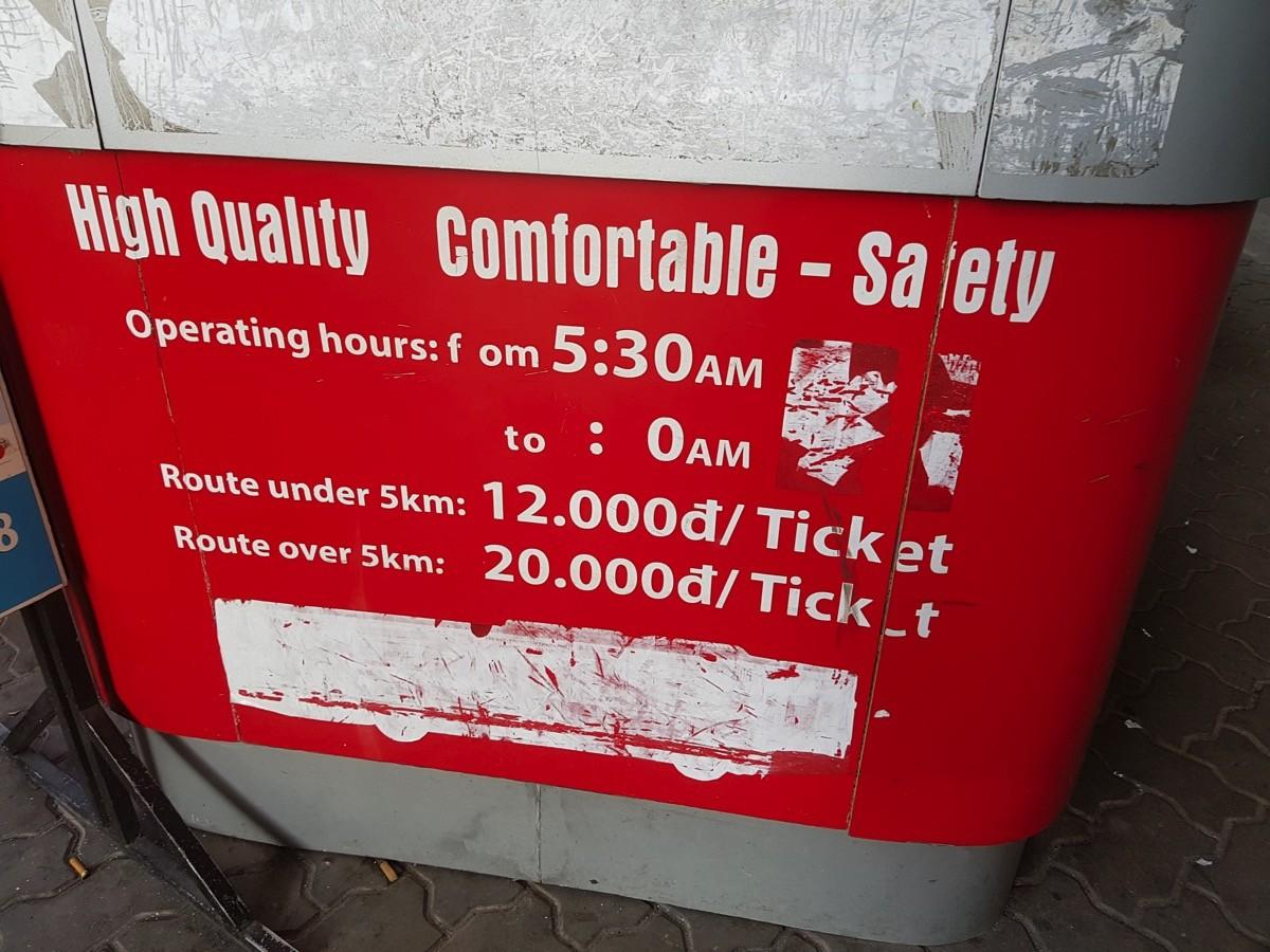 バスカウンター&営業時間など