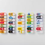 Amazon Dash Buttonが大幅拡充、コーラ、アルコールなど合計で100種類以上に