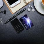 クレカサイズで音声通話・Wi-Fiテザリング対応の「NichePhone-S」がMakuakeに登場
