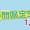 ピーチ:国内線・国際線が対象の24時間限定セール!8月5日(土)開催