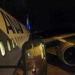 ANAギャラクシーフライト:那覇→羽田 NH 1000便搭乗記、深夜の那覇空港待機がツライ