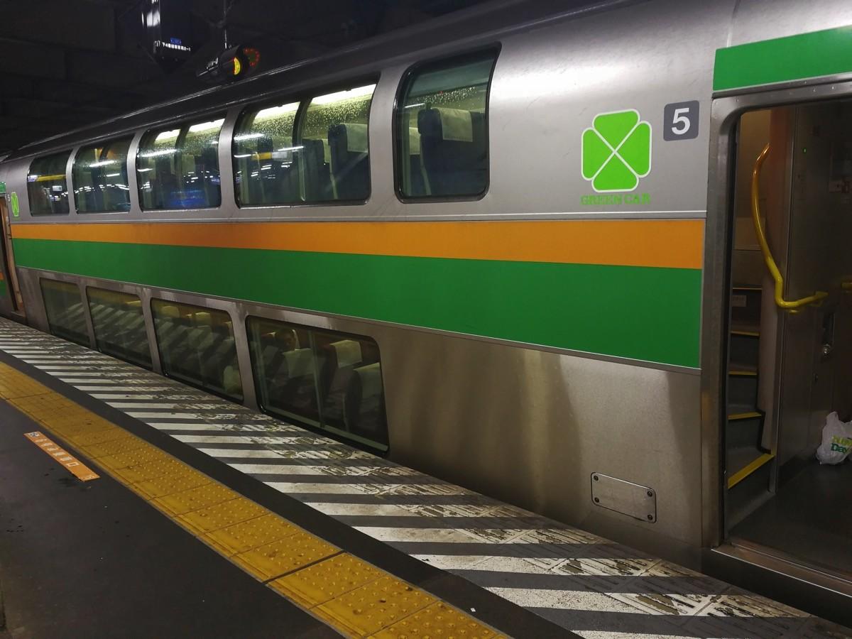 上野東京ライン、高崎線直通列車