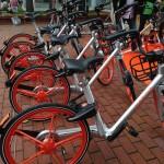中国発シェアバイク「Mobike」がマレーシアに上陸、東南アジアで三か国目
