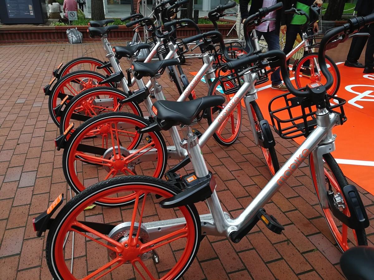 シェアバイク「Mobike」が札幌市内にて提供開始