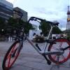 「Mobike」(モバイク)の乗車レポート、レンタル・返却方法や「乗り捨て」に関する注意など