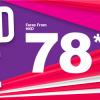 香港エクスプレス:日本〜香港が片道1,180円の激安セール!搭乗期間は10月〜来年9月
