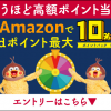 【間もなく終了】Amazonの買物を「ドコモ ケータイ払い」で最大10倍ポイント還元、ギフト券購入もok