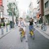 シェアバイク「ofo」がひっそりと日本上陸、東京・大阪でサービス提供開始→まだ倉庫で待機中
