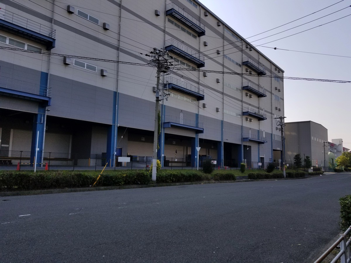 物流・倉庫エリア