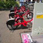 横浜コミュニティサイクル「baybike」が24時間営業を開始