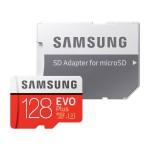 SamsungのmicroSDカードがセール。64GBが2,900円・128GB 5,800円・256GB 14,700円、Amazonプライム会員はさらに5%割引