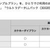 ドコモ、月額980円からの「シンプルプラン」が1人向け「ウルトラデータパック」でも契約可能に