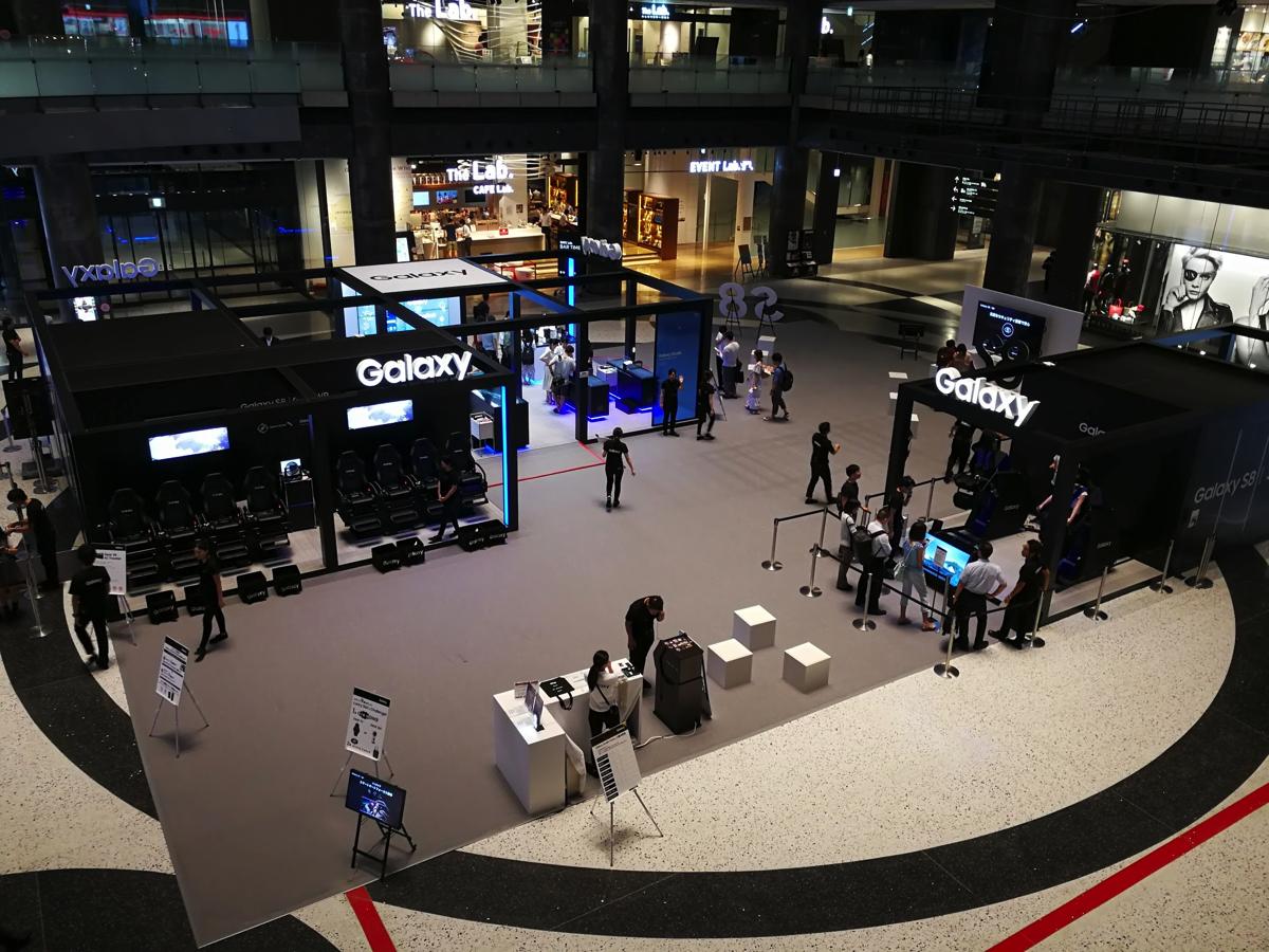 Galaxy Studio(大阪/グランフロント)