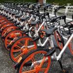 奈良市でシェアバイク「Mobike」がスタート。4月27日まで無料