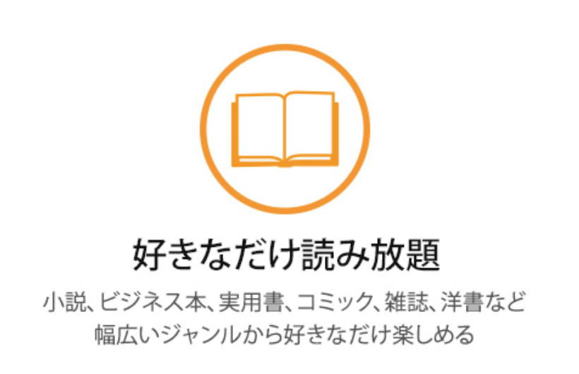 Kindle Unlimited無料登録で490ポイント還元