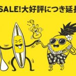 スクート、大阪〜ハワイが往復19,000円のセールを2月22日まで延長