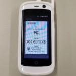 Jelly Proが技適マークの電子表示に対応、桜デザインの背面カバーも販売へ