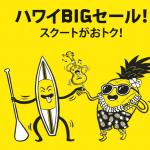スクート、B787の関西-ハワイが往復20,000円、搭乗期間は7月19日まで
