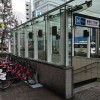 新宿タカシマヤにドコモ・バイクシェアのポートオープン