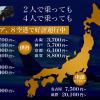 MKタクシー、羽田・成田空港の定額タクシーをスマホアプリで配車可能に