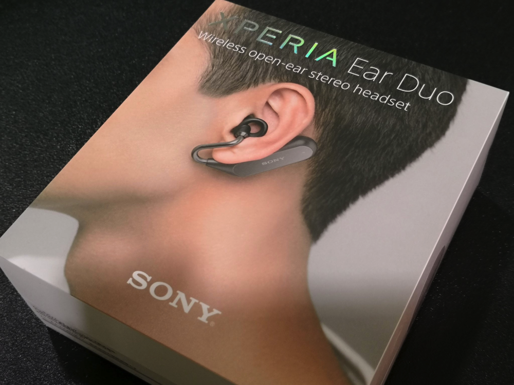 Xperia Ear Duoを購入